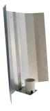 Hammerschlagreflektor mit E40