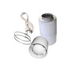 Lüftungsset eco 160 m³/h 125 mm