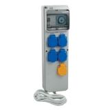 GSE Timer Box III 4 x 600 W + Heizungssockel