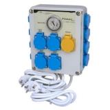 GSE Timer Box II 12 x 600 W + Heizungssockel
