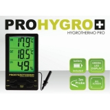 Hygro-Thermometer Pro mit wasserdichtem Messfühler