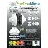Prima Klima PitPuk Set 240 m³/h 125 mm